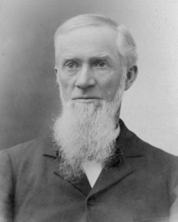 Isaiah Reid, founder<br/>of the Iowa Holiness Association