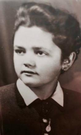 Irene Weitert, c. 1945